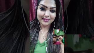 Live imo video call from my phone recording part 01