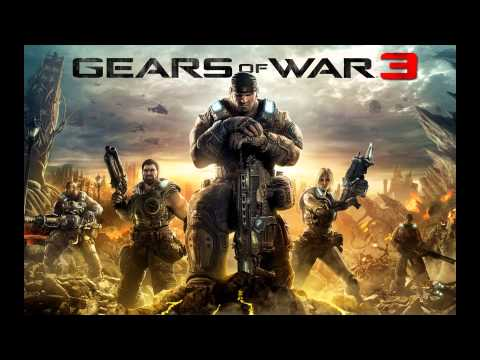 Gears of War all Theme Songs HD