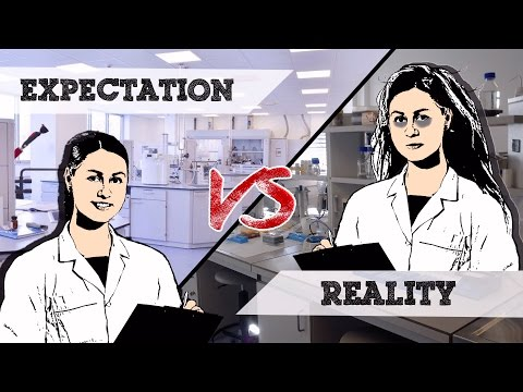 "Expectation VS Reality ""pharmacy student"""