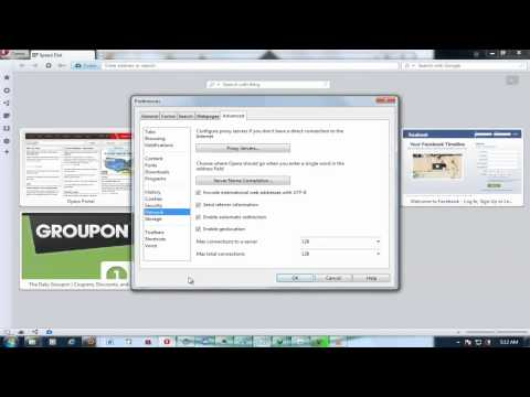 HOW TO CHANGE PROXY SETTINGS IN OPERA WEB BROWSER.mp4
