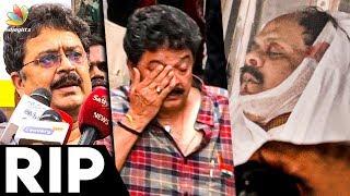I am Shocked : SV Sekar Emotional Speech I Crazy Mohan
