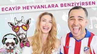 Ecayip Heyvanlara Benziyirsen   Azerbaycan Şarkısını Türkçe'ye Çeviriyorum