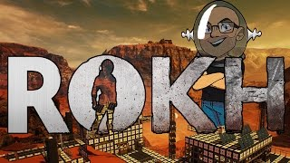 ROKH!! - METEORS, WASTELANDS, MARS, SURVIVE!!! | ROKH Lets Play/Gameplay /Impressions