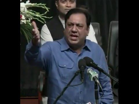 Sohail Ahmed (Azizi) Badly Insult Qamar Zaman Qaira...