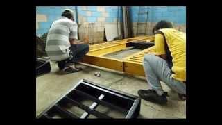 instalasi hidrolik cuci mobil ikame power h bagian 2
