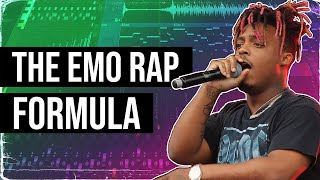 The Emo Rap Formula | How emo rap songs are made