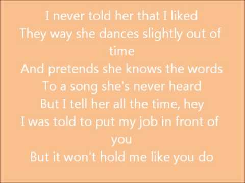 Ed Sheeran - Gold Rush Lyrics