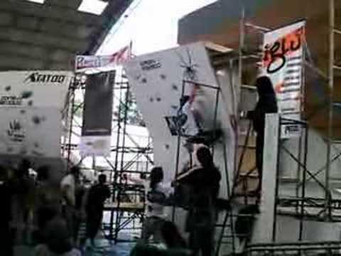 Escalada UN 10-11-2007