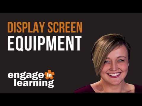 Display Screen Equipment: risk assessments and business compliance