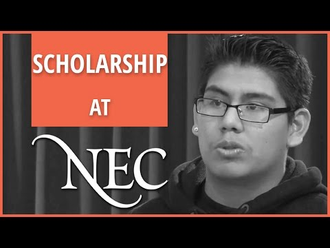 NEC Scholarship: Two Roads to NEC