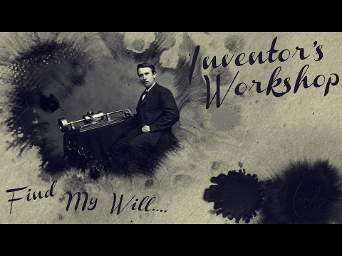 Infinite Escapes - Inventor's Workshop