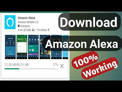 Fixed Amazon Alexa App Install Any Country
