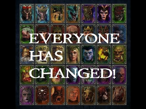 New Mortal Empires Faction/Lord Traits!