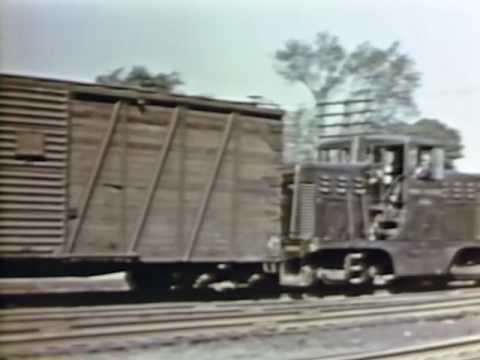 Trains & Railroadin'   1941 History of Railroads in the United States of America   WDTVLIVE42 online