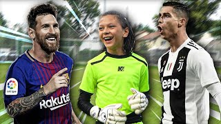 Billy Bob Bracher vs Team MESSI vs Team RONALDO