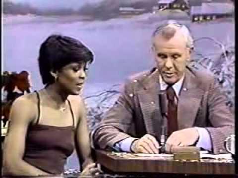 Lola Falana on the Tonight show Johnny Carson New Years eve 1976
