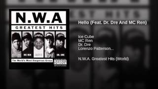 hello feat dr dre and mc ren