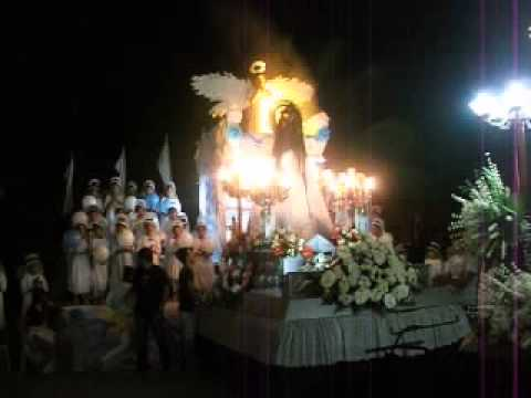 SALUBONG 2014 at Santa Lucia Parish San Fernando Pampanga