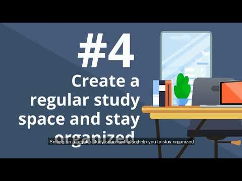 Online Study Tips For Student