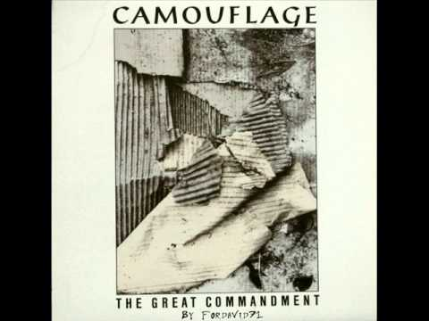 """CAMOUFLAGE-The Great Commandment (Original US 12"""" Mix / Remastered Version)"""""""