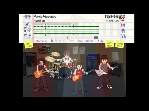 Punk 'o Matic 2 Best song ever!!!!!!