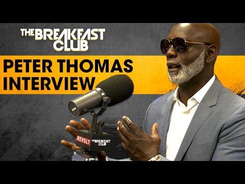 Peter Thomas Dishes On Matt Jordan Brawl, Phaedra Parks & More RHOA Drama