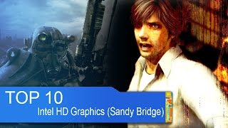 TOP 10 Juegos en un Intel Celeron 847 / Intel HD Graphics (Sandy Bridge)