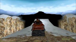Tomb Raider II - Level 11 - Tibetan Foothills