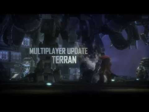 StarCraft 2: Legacy of the Void introduces a new warship for the Terrans