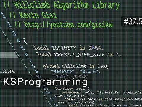 Kerbal Space Programming #37.5 - The Code Beneath