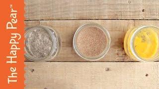 Easy Egg Substitute - Vegan Quick Tip