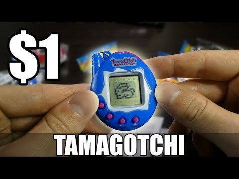 $1 Tamagotchi - Does It Suck?
