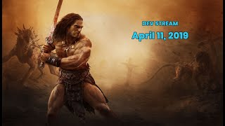 Conan Exiles Dev Stream - Building Competition and Upcoming Content