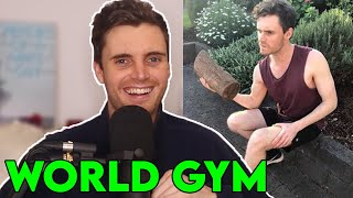 World Gym Memberships are PEAKING! - Luke Kidgell