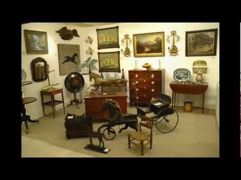 Saratoga Springs Antiques, Art & Jewelry Show