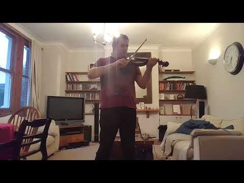 Jerusalem - violin cover