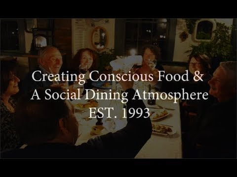Creating Conscious Food & Social Dining Est. 1993