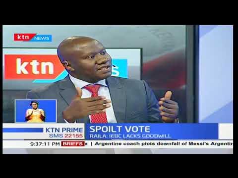 Election law expert-Felix Owuor describes Kenya's political quagmire and constitutional crisis