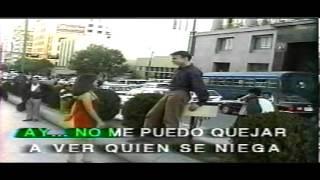 ANGELA CARRASCO - NO ME PUEDO QUEJAR (karaoke)