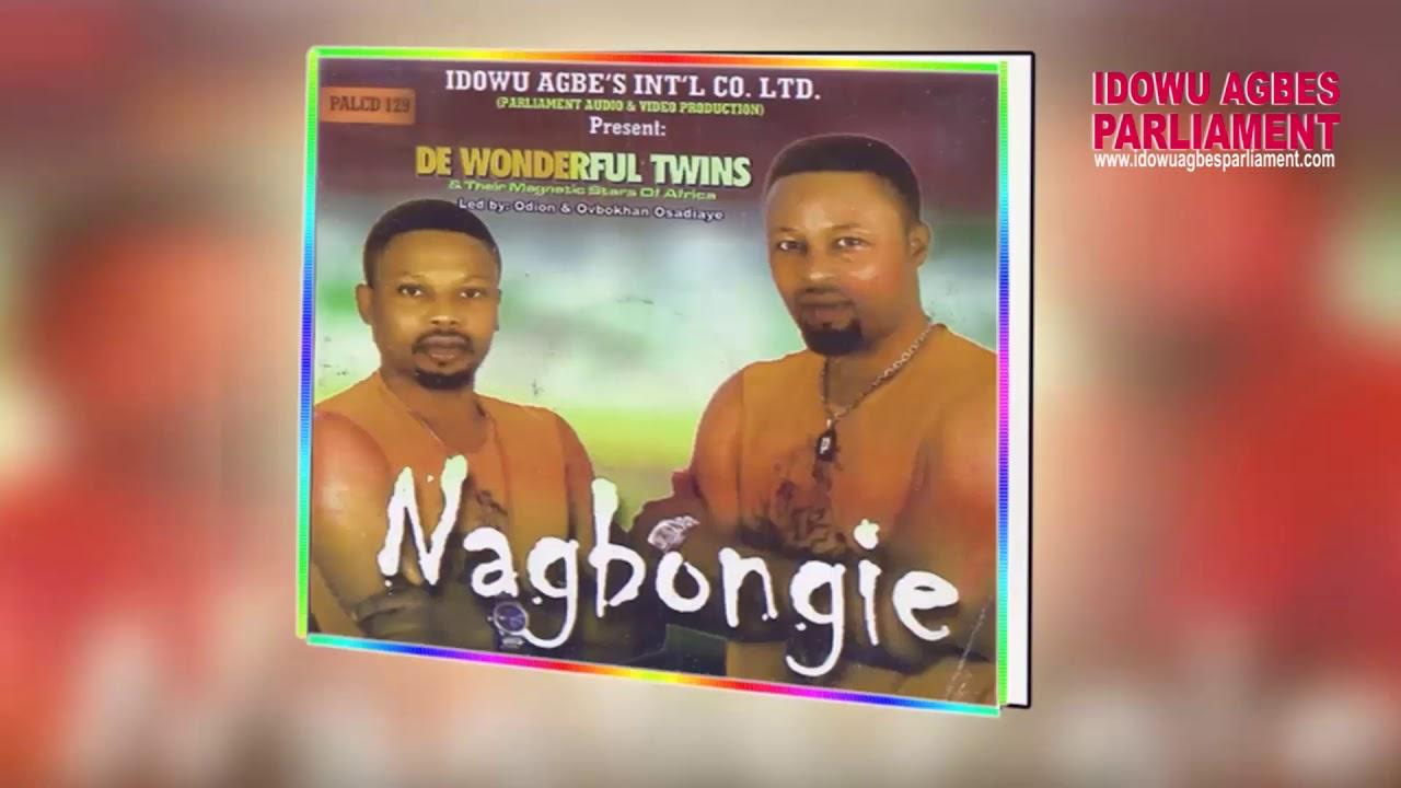 Download De Wonderful Twins - Nagbongie (Benin Music)