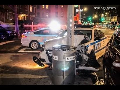 Fatal Police Shooting & Police Car Accident in Bronx