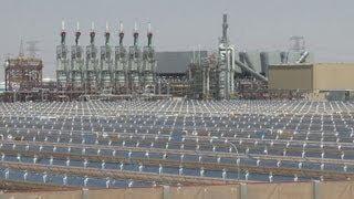 UAE opens world's largest CSP solar power plant