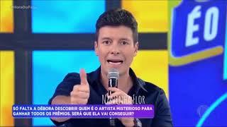 Luiz Bacci no programa do Faro