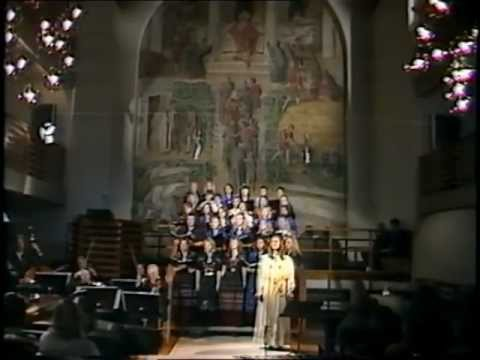 SISSEL KYRKJEBØ - Herre Gud (Lord, our God) - 1991 TV Concert - HQ video with Subtitles Travel Video
