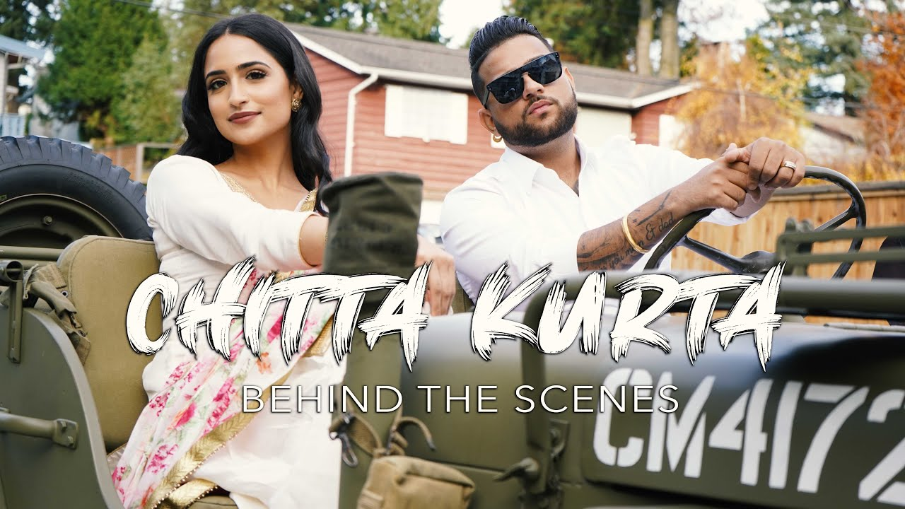 Chitta Kurta Vlog | Karan Aujla | Sukh Sanghera Deep Jandu Rehaan Records