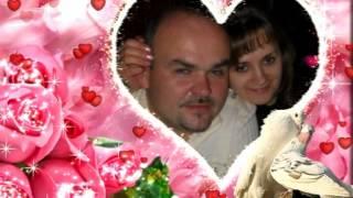 Деревянная свадьба)))