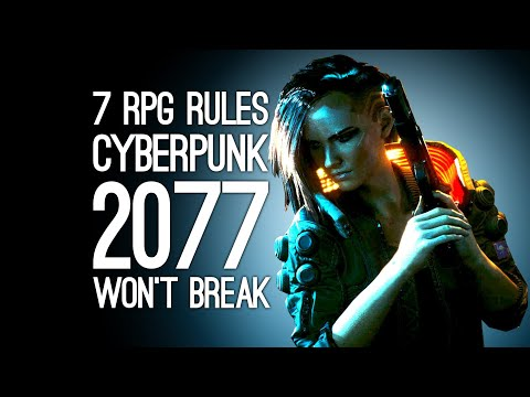 Cyberpunk 2077: 7 Things You Love About RPGs in Cyberpunk 2077