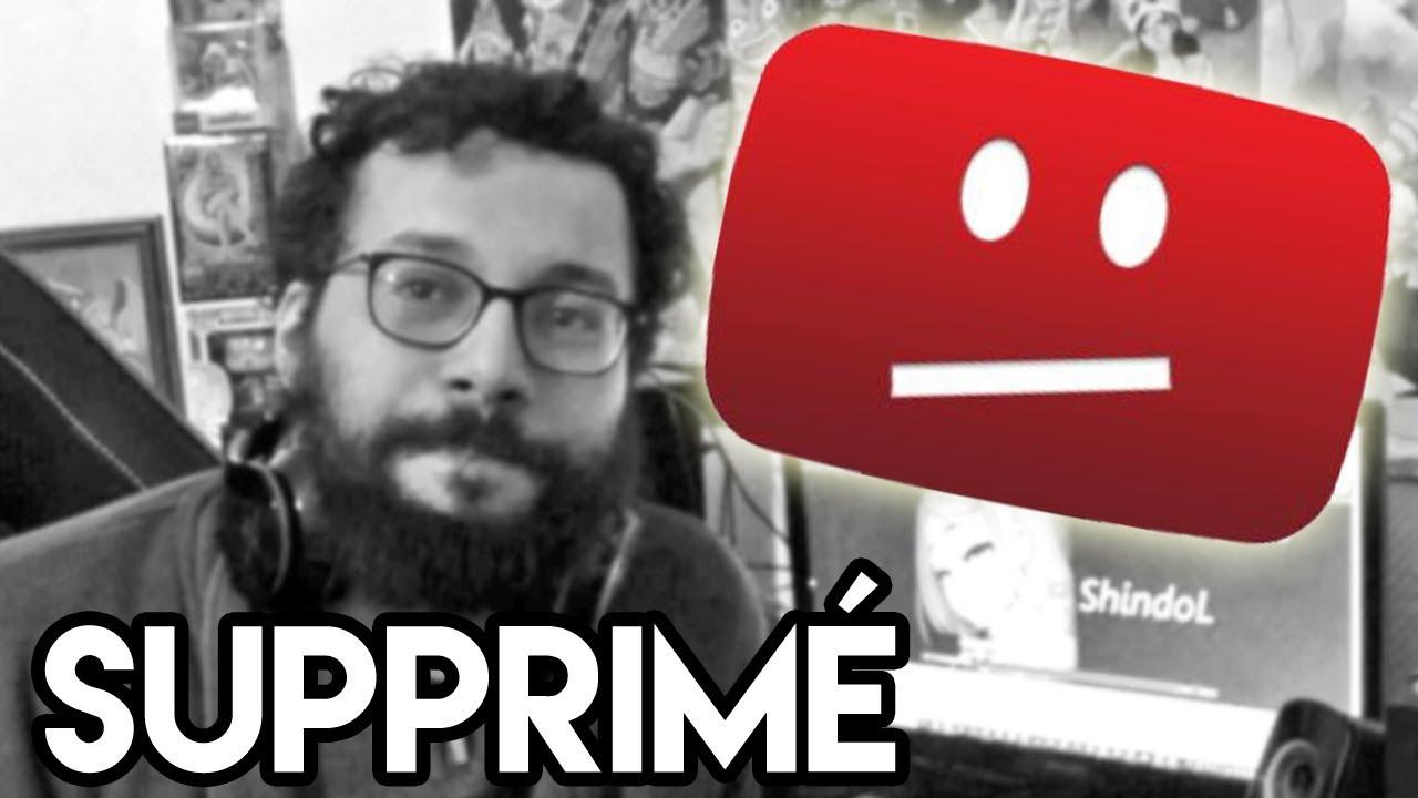 Youtube a supprimé ma vidéo  : explication