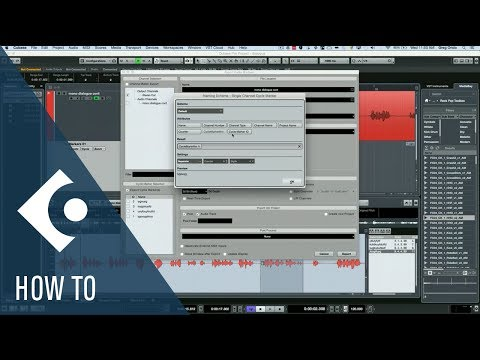 How to Export Regions Based on Cycle Markers in Cubase | Q&A with Greg Ondo