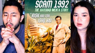 Scam 1992 - The Harshad Mehta Story | Pratik Gandhi | Hansal Mehta | Trailer Reaction by Jaby Koay!
